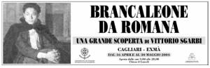 Mostra Exmà Brancaleone Cugusi da Romana