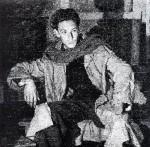 Opere di Brancaleone Cugusi da Romana: Giovinetto (1940-1941)