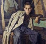 Opere di Brancaleone Cugusi da Romana: Ragazzo (1940-1941)