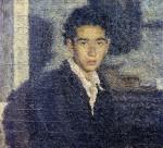 Opere di Brancaleone Cugusi da Romana: Ragazzo convalescente (1940-1941)