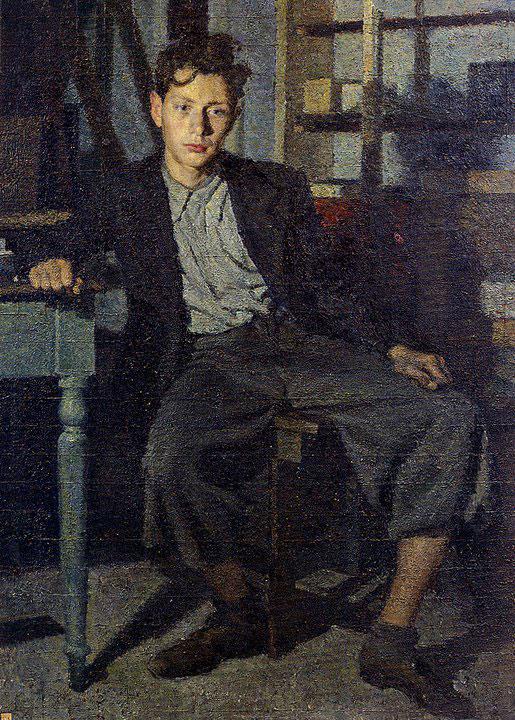 Opere di Brancaleone Cugusi da Romana: Pensieri tristi (1940-1941)