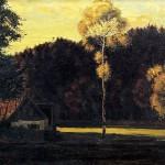 Opere di Brancaleone Cugusi da Romana: Paesaggio (1932-1934)