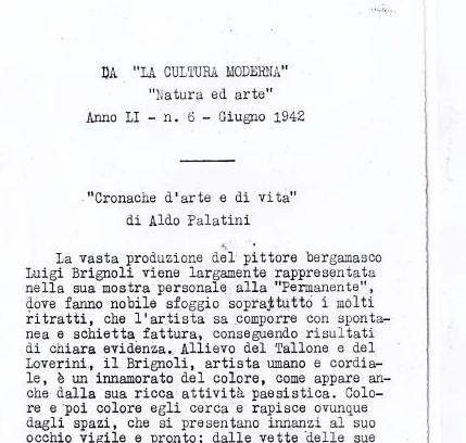 06_06_1942 La Cultura Moderna - Aldo Palatini