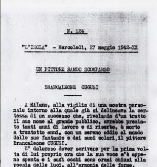 27_05_1942 L'isola: un pittore scomparso