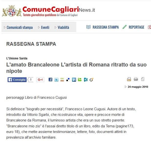 Brancaleone artista di Romana