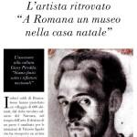 Rivista Le Storie: Brancaleone da Romana l'artista ritrovato