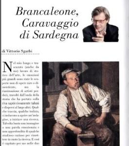 Rivista Le Storie: Brancaleone meglio di Caravaggio
